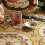 Posiłek z kobry, czyli jedzenie węża