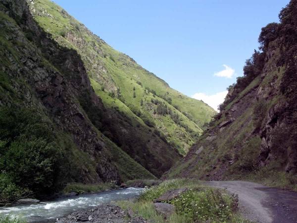 Góry Kakukazu