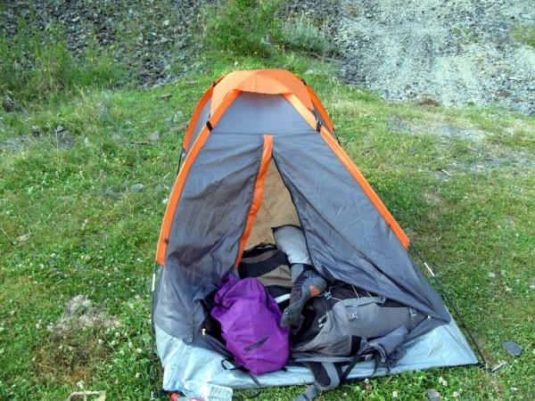 Nasz namiot