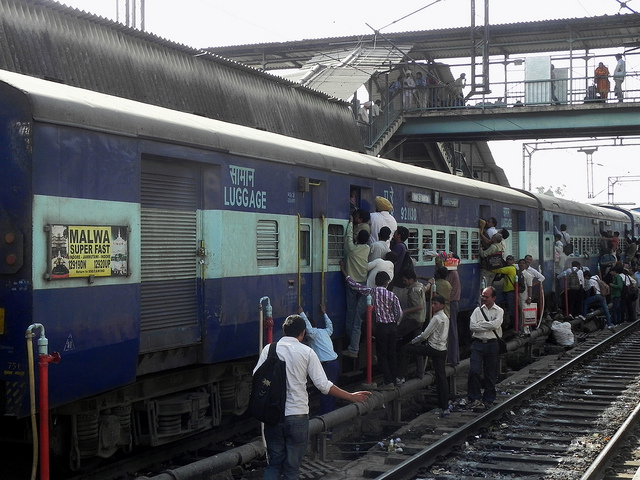 Jak kupić bilet na pociąg w Indiach