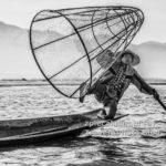 Inle Lake w obiektywie, czyli zdjęcia z Birmy cz.2