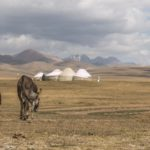 Song Kul – magiczne miejsce w Kirgistanie