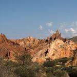 Skazka Canyon – południowy Issyk Kul