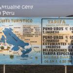 Ceny w Peru