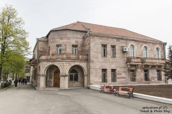Stepanakert – Ministerstwo Spraw Zagranicznych