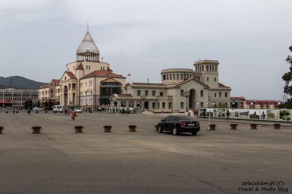 Stepanakert – Hotel Erywań