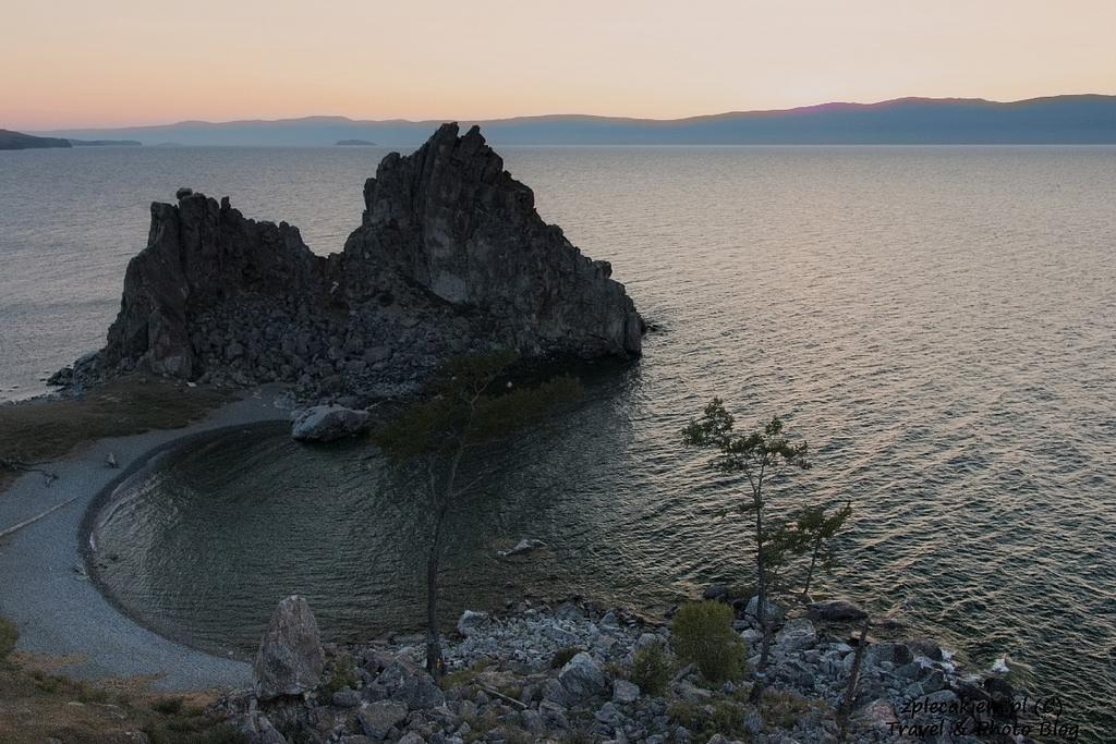 Bajkał, Syberia, Rosja