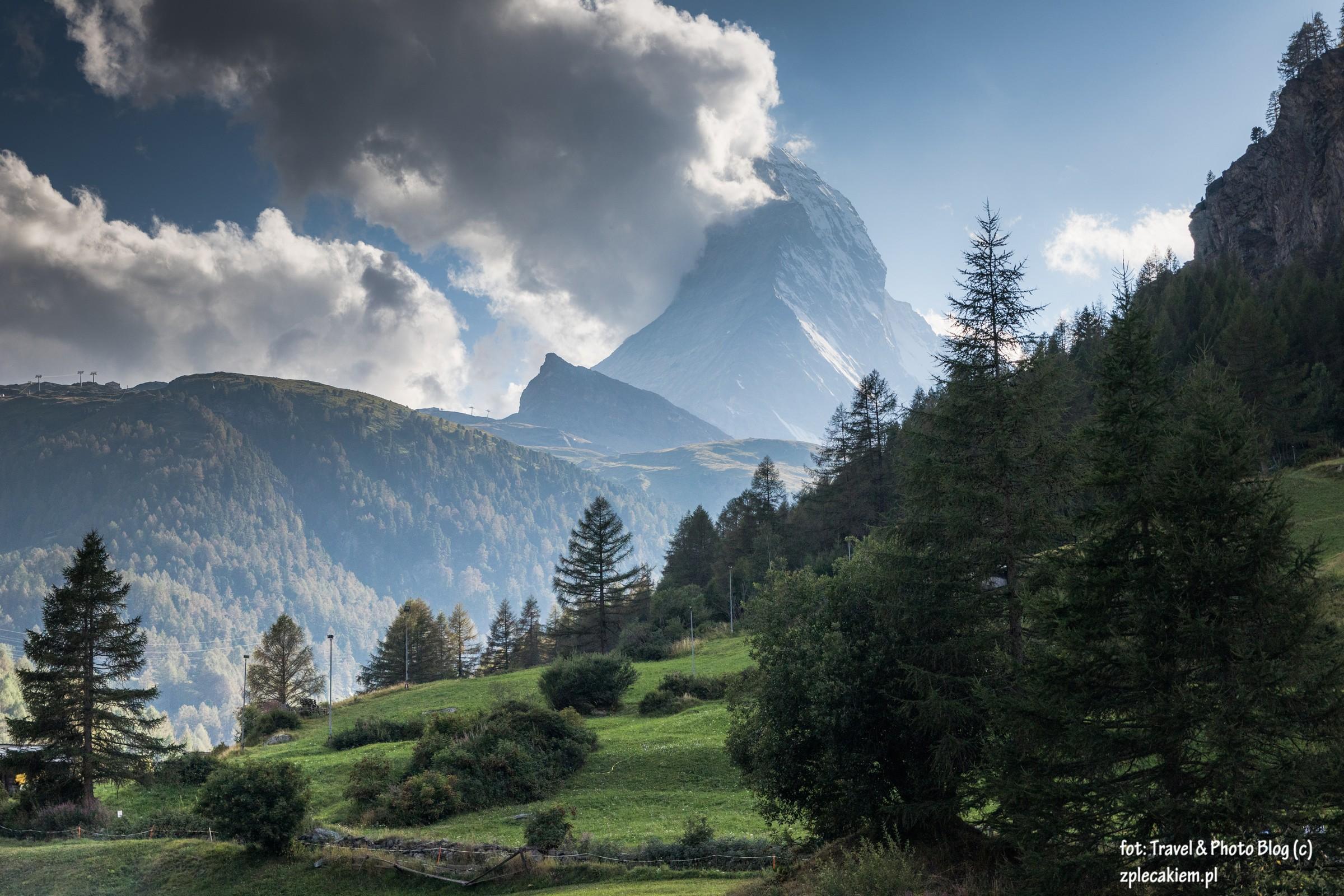 Szwajcaria, Matternhorn