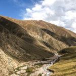 Kel ukek, aletrnatywa dla Song Kol – Kirgistan