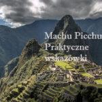 Droga do Machu Picchu