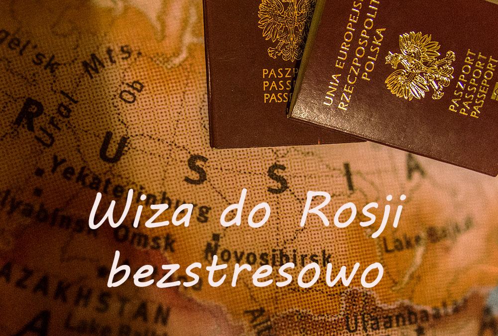 Wiza do Rosji